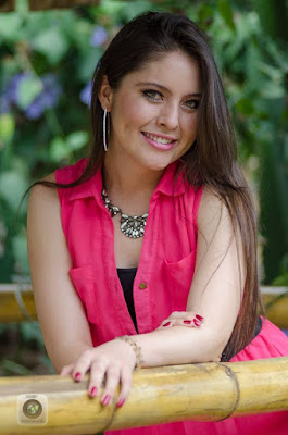 Chica linda de Brasil