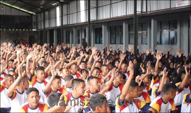 SMK Negeri 1 Kawali Lawan Narkoba dengan Prestasi