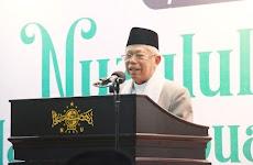 Kiai Ma'ruf Amin, Ulamanya Para Ulama yang Jadi Wakil Presiden