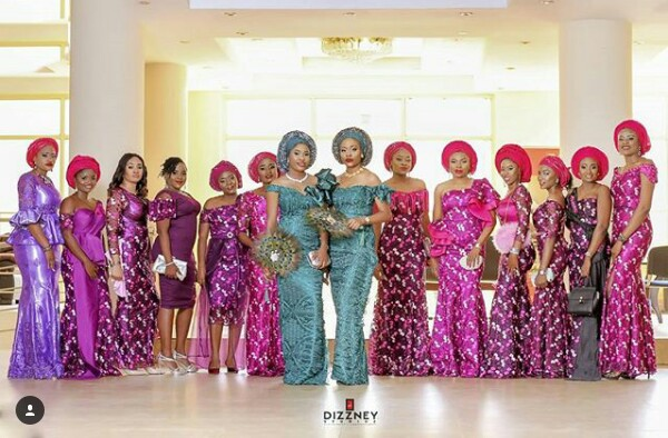 Photos: Beautiful twin sisters wed same day in Calabar