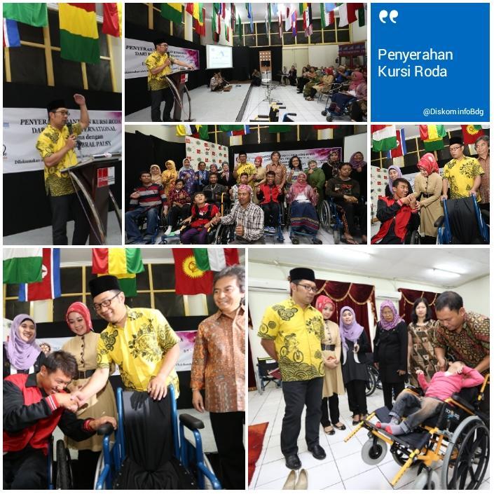 Ridwan Kamil Pernah Kerjasama dengan Rotary International