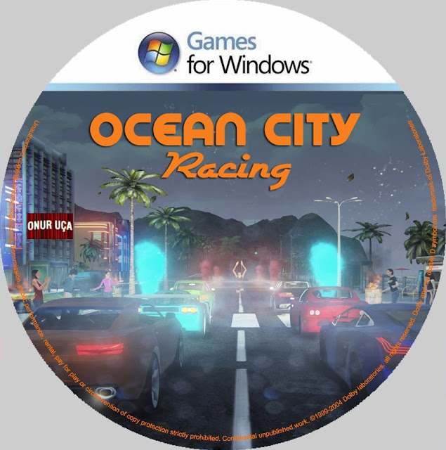 Label Ocean City Racing PC