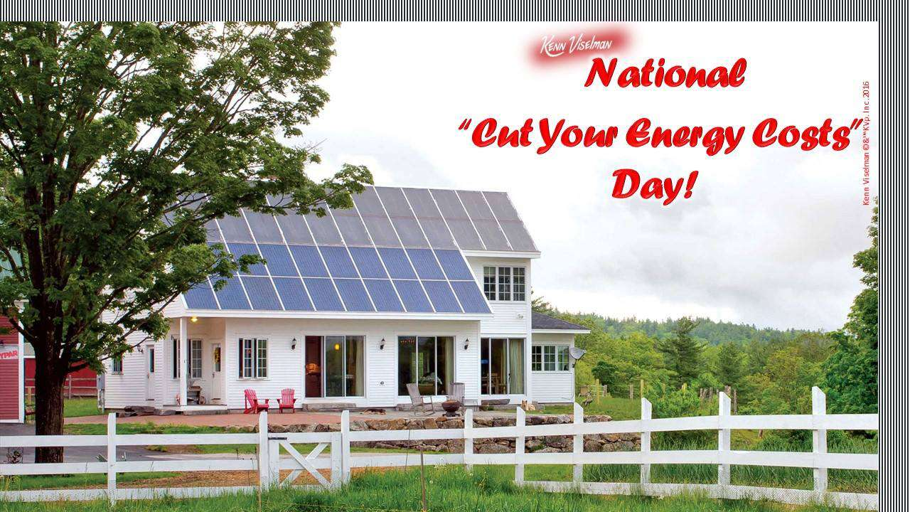 National Cut Your Energy Costs Day Wishes Images