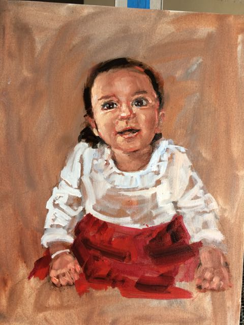 How Long To Wait Before Glazing Oil Painting