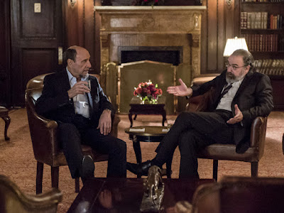 Image of Mandy Patinkin and F. Murray Abraham in Homeland Season 6 (11)