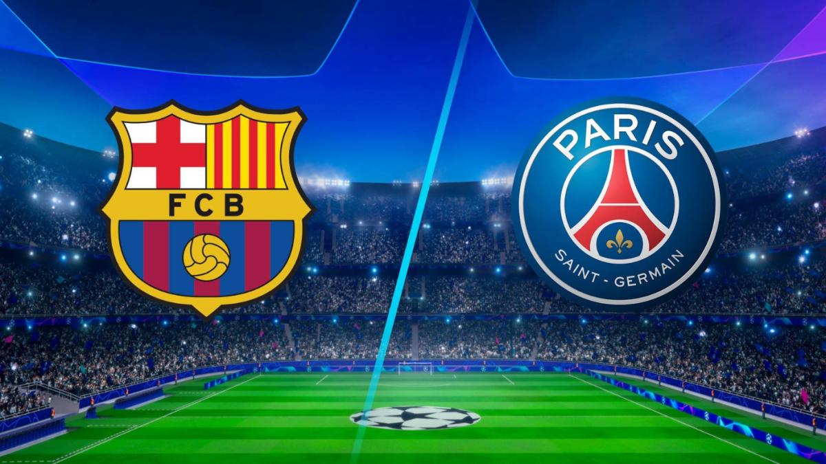 دليلك الشامل لمباراة باريس سان جيرمان وبرشلونة اليوم في إياب دور الـ 16 من دوري أبطال أوروبا
