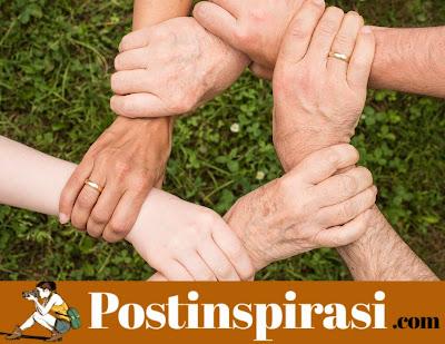 Semua Orang Pasti Pernah Mengalami Kesulitan, Jika Kamu Membantu Orang Lain, Itu Artinya Kamu Sedang Membantu Dirimu Sendiri