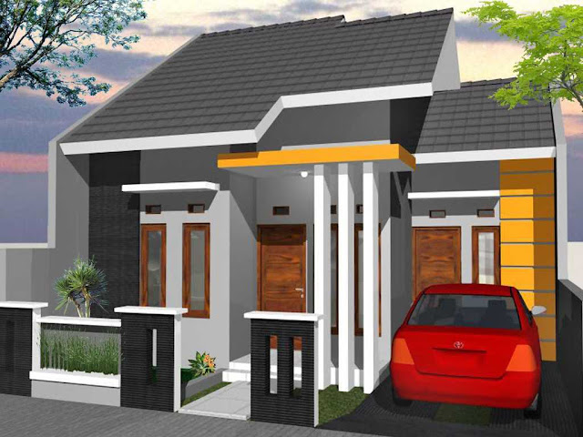 desain model atap cantik dan menawan