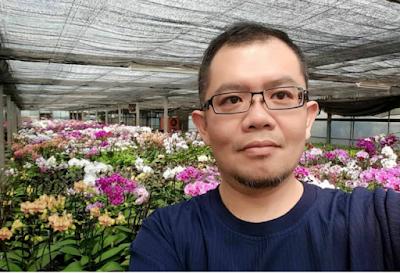 巨匠美語-讓台灣蘭花走向國際
