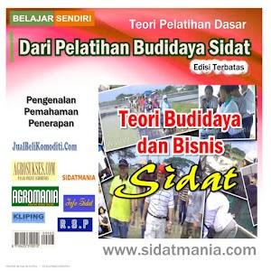 Teori Budidaya & Bisnis Sidat (DVD) (Kode: TE)