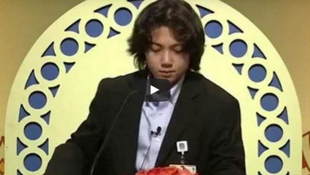Tak Disangka, Ternyata Remaja Berambut Gondrong Ini Juara Hafidz Qur'an, Lihat Videonya