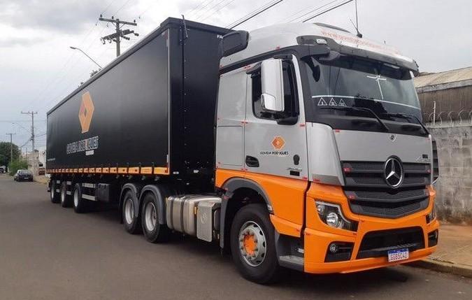 Goveia Rodrigues Transportes abre 10 vagas para motoristas carreteiros