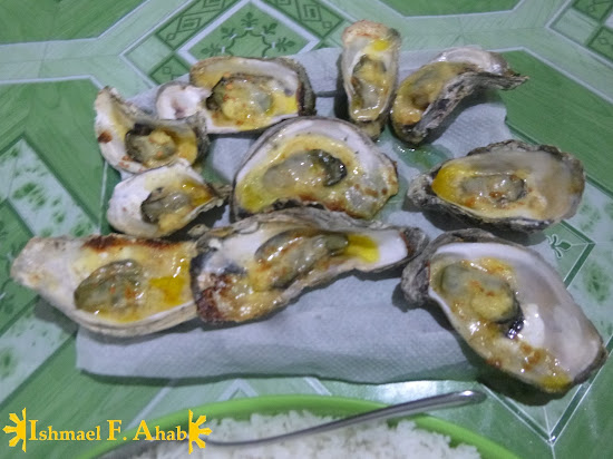 Yummy talaba (oyster) from Consolacion town of Cebu