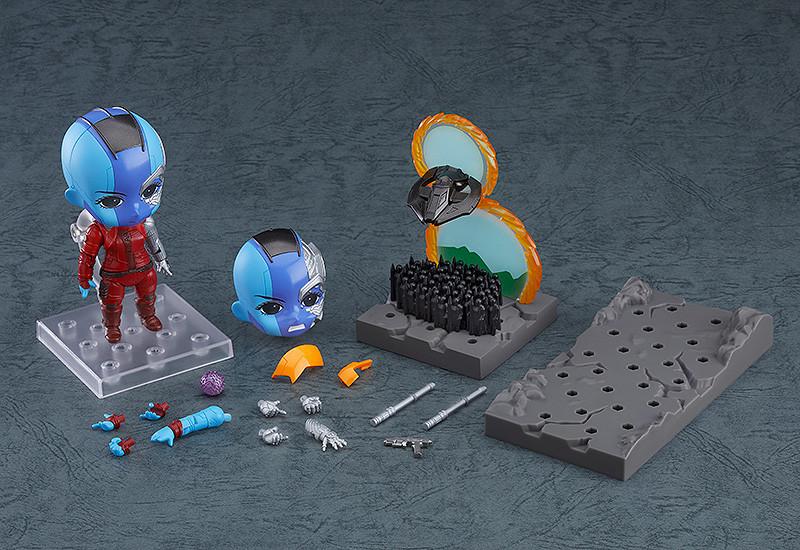 Figuras: Nendoroid Nebula: Endgame y Ver. Dx - Good Smile Company