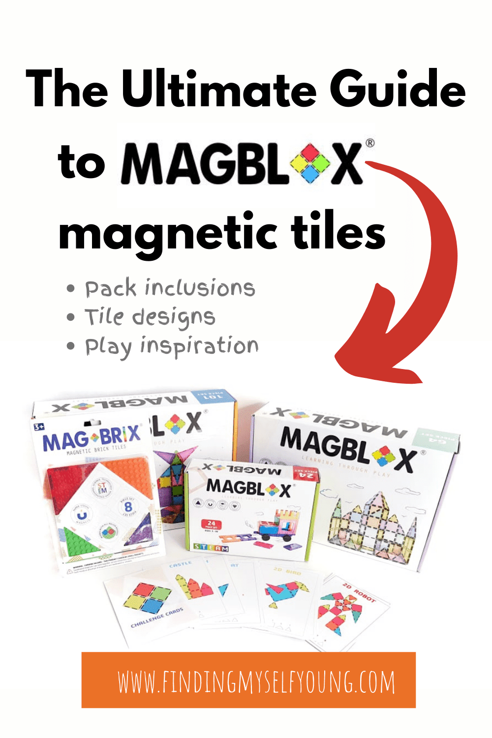 the ultimate guide to magblox and magbrix magnetic tiles