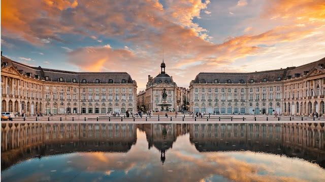 Bordeaux Tourist places - yatraworld