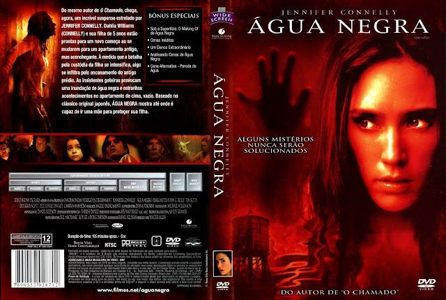 Capa DVD Água Negra