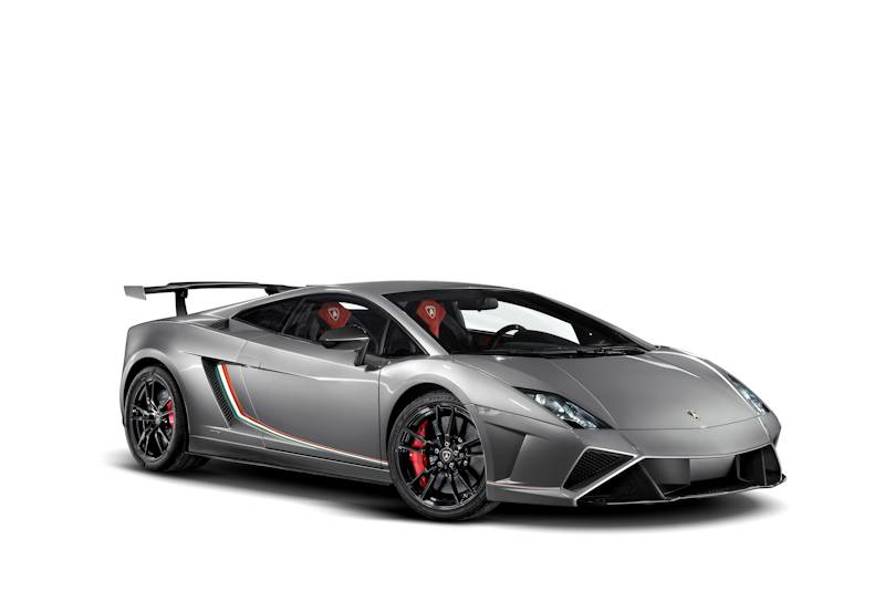 Lamborghini Gallardo LP 570 4 Squadra Corse: Race Track Emotion Direct To  The Road