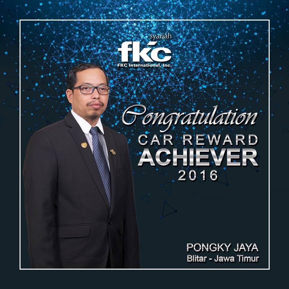 Bisnis Fkc Syariah - Pongky Jaya