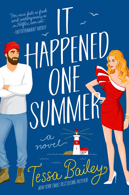 It Happened One Summer by Tessa Bailey Book Cover Audiobook