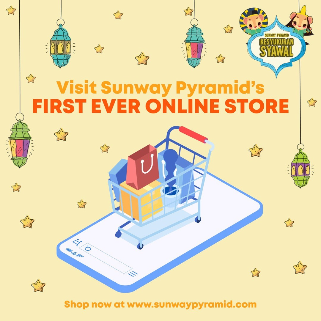 Sunway Pyramid online store