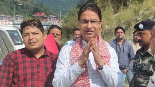 BJP MP from Darjeeling alleges attempt on life in remote Kalimpong village