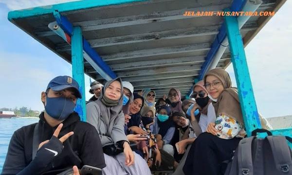 jelajah pulau paket wisata private trip pulau harapan 3 hari 2 malam kepulauan seribu utara