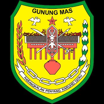 Logo Kabupaten Gunung Mas PNG
