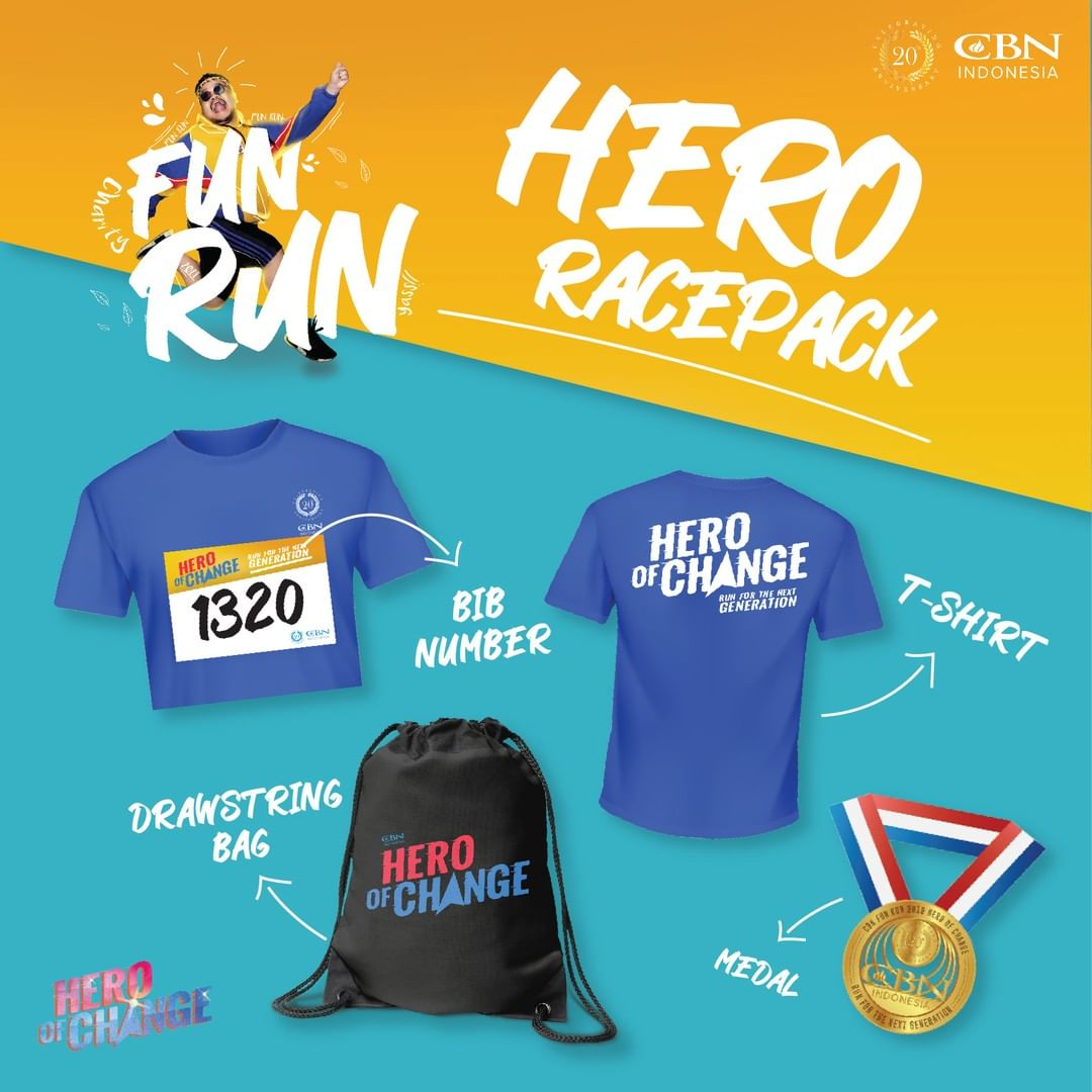 CBN Fun Run • 2019
