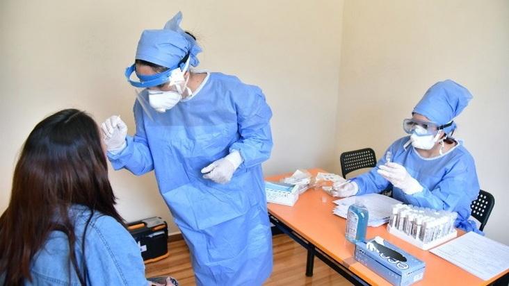 Δωρεάν rapid tests για κορωνοϊό στα Λάβαρα