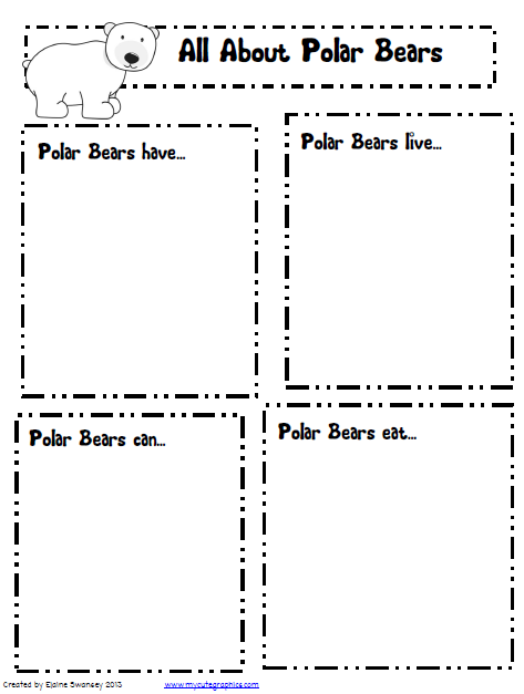 "Search Results for ""Polar Bear Worksheet"""