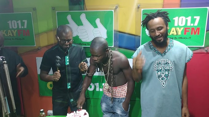 Abeiku Santana And Wanlov Got Featured by AY Poyoo