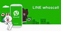 تحميل برنامج إظهار رقم المتصل مجانا  Free Download LINE whoscall 3.13.0.2 APK for Android