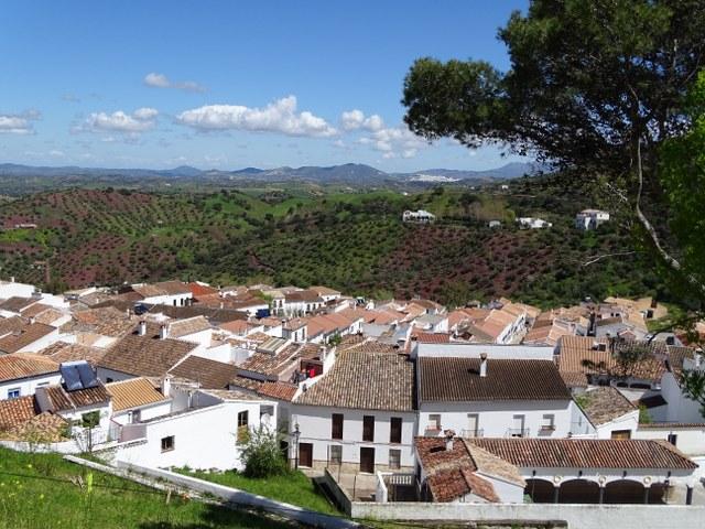 El Gastor balcon pueblos blancos cadiz plaza isidro pregonero andalucia