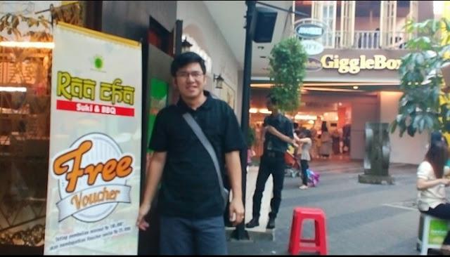 Lokasi Kuliner dan Belanja Mall Ciwalk Bandung Kuliner dan Belanja di Ciwalk Bandung