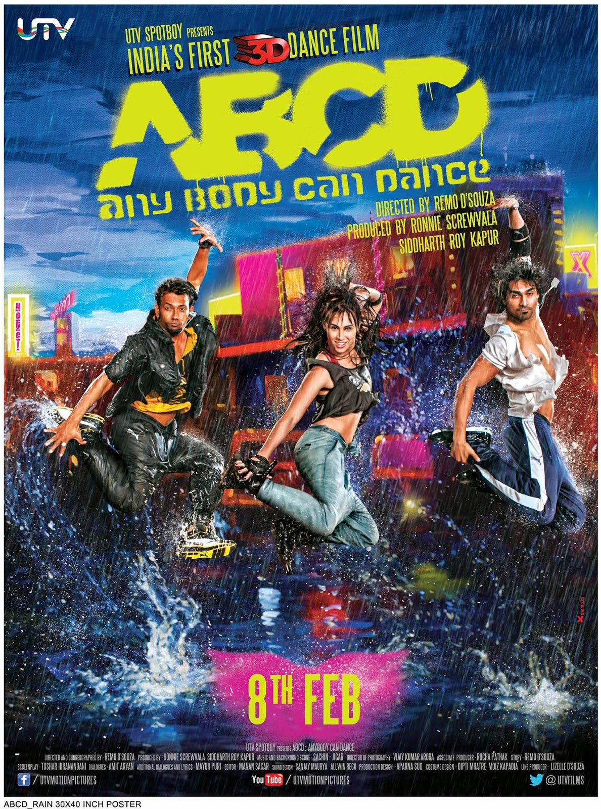 ABCD (Any Body Can Dance) 2013 ταινιες online seires xrysoi greek subs