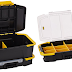 Amazon: $19.99 (Reg. $38) Stanley Hand Tools Click & Connect 2-in-2 Deep Tool Box And Organizer!