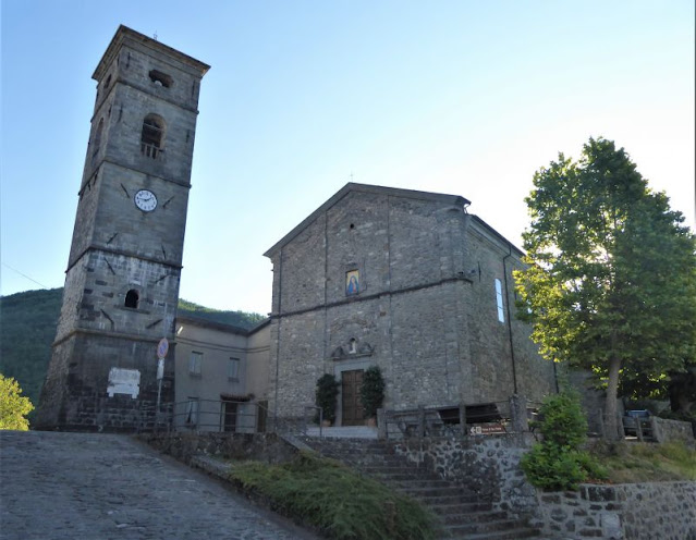 Chiesa San Pietro Piazza al Serchio