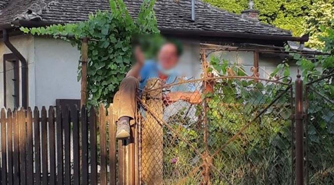 Hagymát akart lopni a kaposvári férfi, de fennakadt a kerítésen