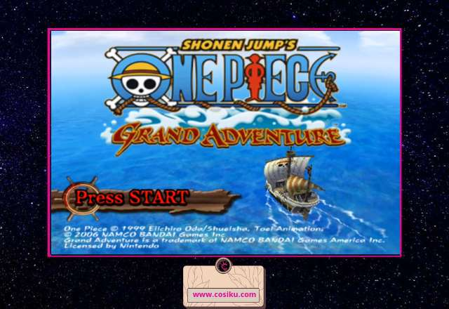 One Piece Grand Adventure iSO: Cara Download & Pasang di Android
