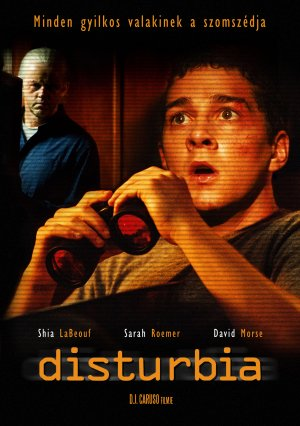 OneLife Movie Posters: Disturbia