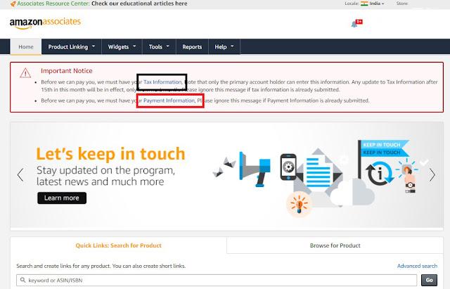 Amazon से पैसे कैसे कमाए - Amazon Affiliate से पैसे कैसे कमाए