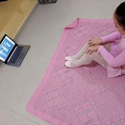 Das oficinas culturais virtuais da Prefeitura de Registro-SP, o Ballet Infantil é um dos destaques