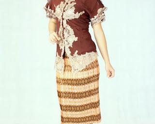 model baju atasan batik untuk anak muda