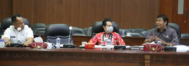 Kasrul Selang Apresiasi DPRD Telah Tetapkan APBD Perubahan Maluku