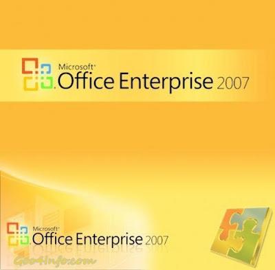 MICROSOFT OFFICE ENTERPRISE 2007 + KEY (22/06/15)