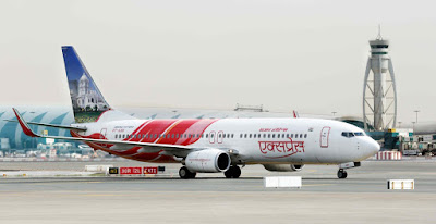 List of flights from India to UAE