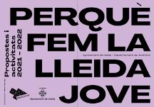 Activitats Lleida Jove 21-22