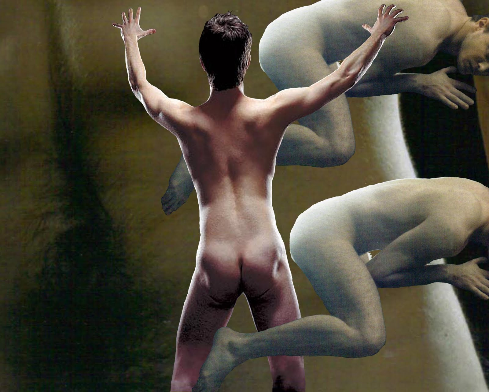 And Shirtless daniel radcliffe naked sorry