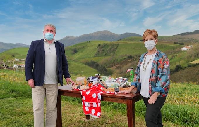 El Maillot de la Montaña de la Vuelta al País Vasco será patrocinado por Eusko Label